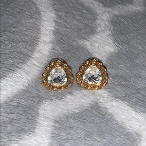 Beautiful costume jewelry earrings